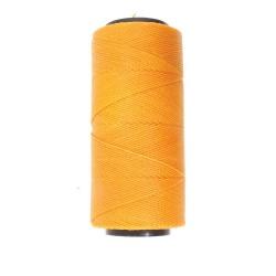 Knot-it! Tangerine - fir poliester cerat brazilia 1mm - bobina 144m