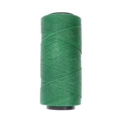 Knot-it! Forest Green - fir poliester cerat brazilia 1mm - bobina 144m