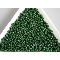 Toho R11-47H, Opaque Pine Green, 10g