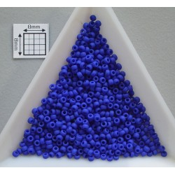 Toho R11-48F, Opaque-Frosted Navy Blue, 10g