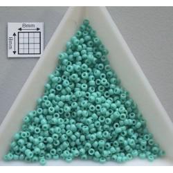 Toho R11-55, Opaque Turquoise, 10g
