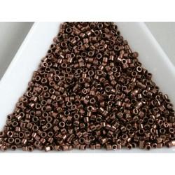 Delica DB460 - Galvanized Cinnamon Brown - margele Miyuki Delica 11/0 ( 2.5g )