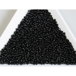 MR15-401 margele Miyuki 15/0 - Black, 5g