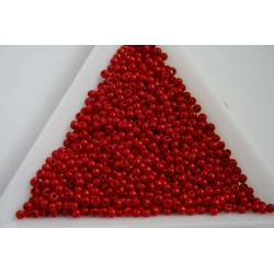Toho R11-45A, Opaque Cherry, 10g