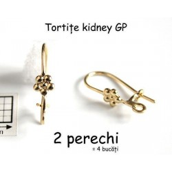 Tortite kidney GP model floare (2 per.)