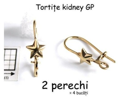 Tortite kidney GP model stea, 2 perechi