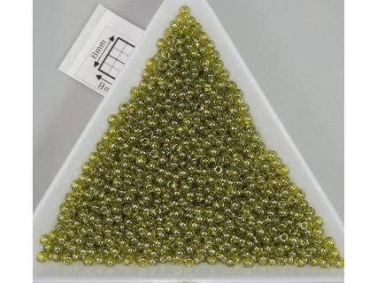 Toho R11-457, Gold-Lustered Green Tea, 5g