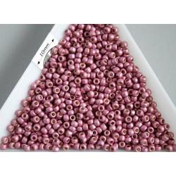 Toho R11-PF553F, Permanent Finish - Matte Galvanized Pink Lilac, 5g