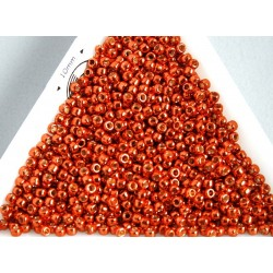 Toho R11-PF562, Permanent Finish - Galvanized Saffron, 5g