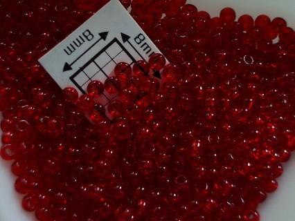 Toho R11-5C, Transparent Ruby, 10g