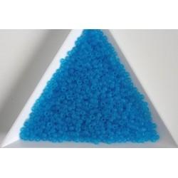 Toho R11-3BF, Transparent-Frosted Med Aquamarine, 10g