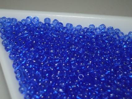 Toho R11-942, Transparent Sapphire, 10g