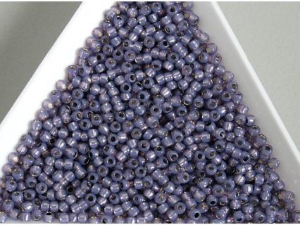 Toho R11-2124, Silver-Lined Milky Lavender, 10g