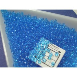 Toho R15-3B, Transparent Dark Aquamarine, 5g