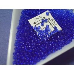 Toho R15-8, Transparent Cobalt, 5g