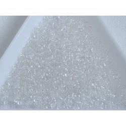 MR15-131 margele Miyuki 15/0 - Transparent Crystal, 5g