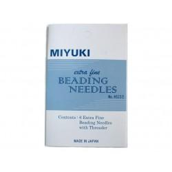 Set ace extra-fine Miyuki Beading Needles