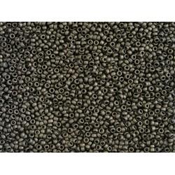 MR15-2006 margele Miyuki 15/0 - Mat Metallic Dark Bronze, 5g