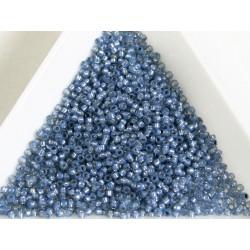 Toho R15-2102, Silver-Lined Milky Montana Blue, 5g