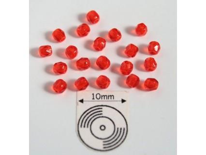 FP 2.5 - margele firepolish 2.5mm, culoarea hyacinth (50 buc) CE-02-03