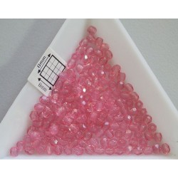 FP 3 Milky Pink - margele firepolish 3mm, culoarea milky pink (50 buc) CE-3-04