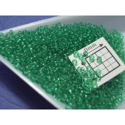 Toho R15-72, Transparent Beach Glass Green, 5g