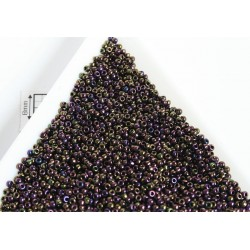 Toho R15-85, Metallic Iris Purple, 5g