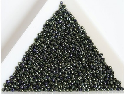 Toho R15-89, Metallic Moss, 5g