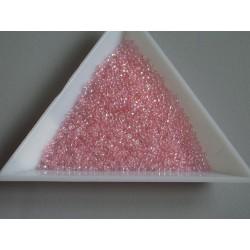 Toho R15-171, Dyed-Rainbow Ballerina Pink, 5g