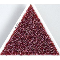 Toho R15-332, Gold-Lustered Raspberry, 5g