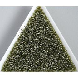 Toho R15-457, Gold-Lustered Green Tea, 5g