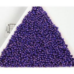 Toho R15-461, Higher-Metallic Grape, 5g