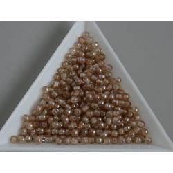 Margele sticla presata rotunde 3mm, cristal celsian (5g)