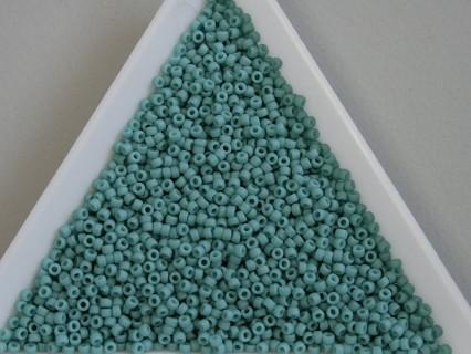 Toho R15-2604F, Semi Glazed Turquoise, 5g