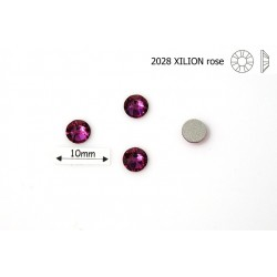 2028 ss20 (4.7mm) Fuchsia - Swarovski Elements flat backs not hot fix (4 buc)