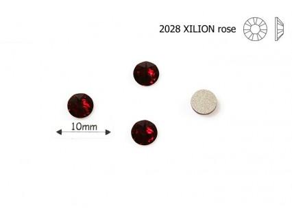 2028 ss20 (4.7mm) Siam - Swarovski Elements flat backs not hot fix (4 buc)