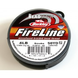 FireLine 4LB smoke, 50 yards ( bobina 45.7m )