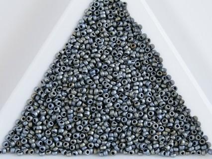 MR15-2002 margele Miyuki 15/0 - Mat Metallic Silver Grey, 5g