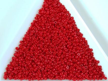 MR15-1684 margele Miyuki 15/0 - Opaque Red, 5g