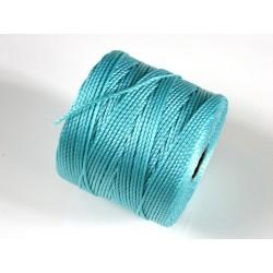 S-Lon BC Aqua, 0.5mm, bobina cca 77yd/70m