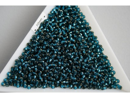 Toho R8-27BD, Silver-Lined Teal, 10g