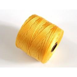 S-Lon BC Golden Yellow, 0.5mm, bobina cca 77yd/70m