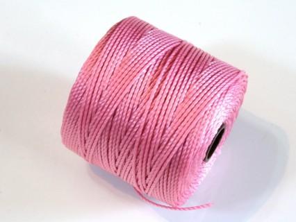 S-Lon BC Pink, 0.5mm, bobina cca 77yd/70m