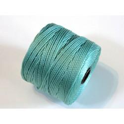 S-Lon BC Turquoise, 0.5mm, bobina cca 77yd/70m
