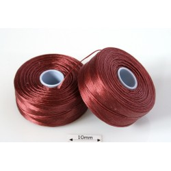 S-lon D sienna | siena, fir nylon monocord, bobina 71m