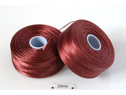 S-lon D sienna   siena, fir nylon monocord, bobina 71m