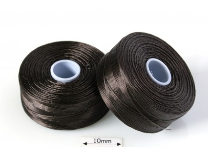 S-lon D chocolate | ciocolatiu, fir nylon monocord, bobina 71m