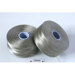S-lon D ash | cenusiu, fir nylon monocord, bobina 71m