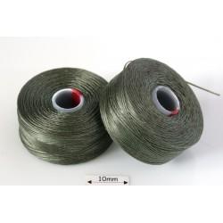 S-lon D olive | oliv, fir nylon monocord, bobina 71m