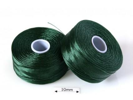 S-lon D dark green| verde inchis , fir nylon monocord, bobina 71m